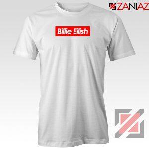 Billie Eilish Supreme Parody Tshirt