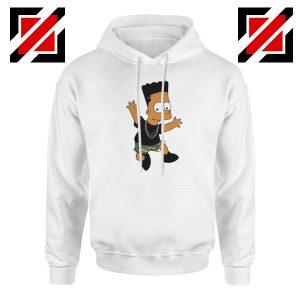 Black Bart Simpson Hoodie