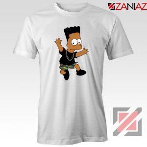 Black Bart Simpson Tshirt