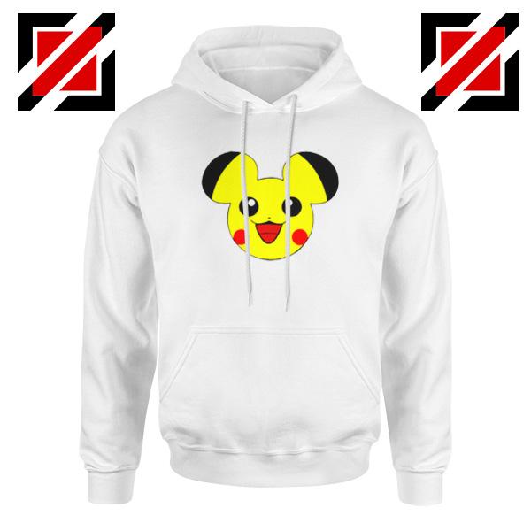 Buy Pikachu Mickey Hoodie