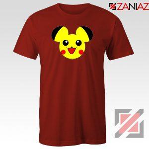 Buy Pikachu Mickey Red Tshirt