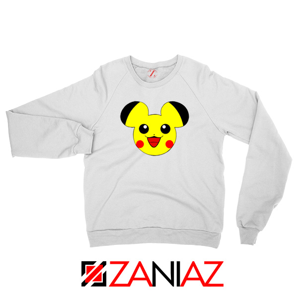 Buy Pikachu Mickey Sweater