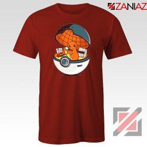 Charmander Pokemon Go Red Tshirt