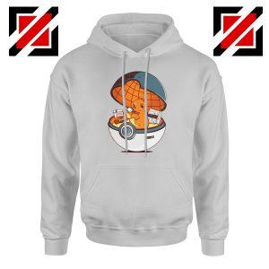 Charmander Pokemon Go Sport Grey Hoodie
