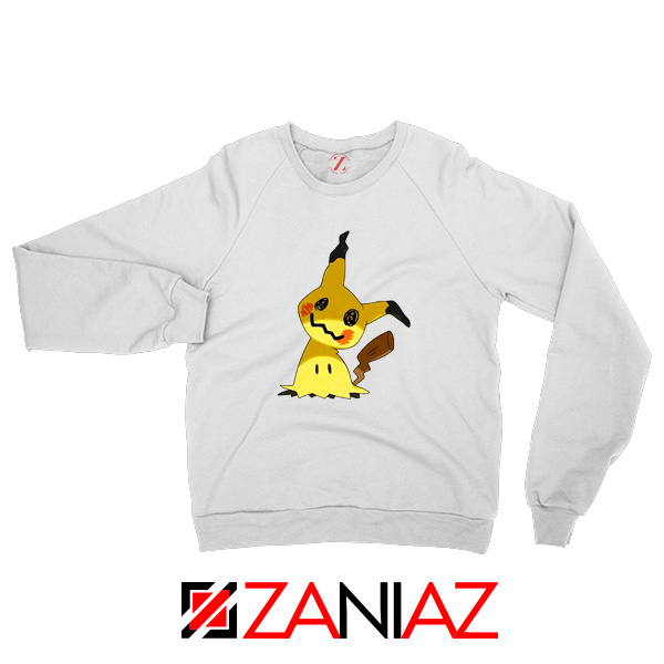 Cute Mimikyu Pikachu Sweater