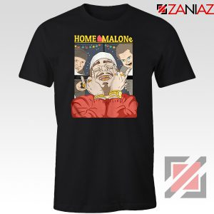 Home Malone Black Tshirt