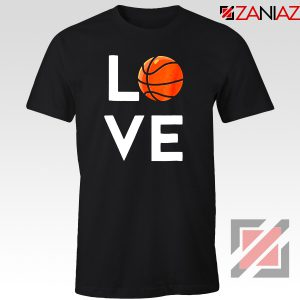 I Love Basketball Tshirt