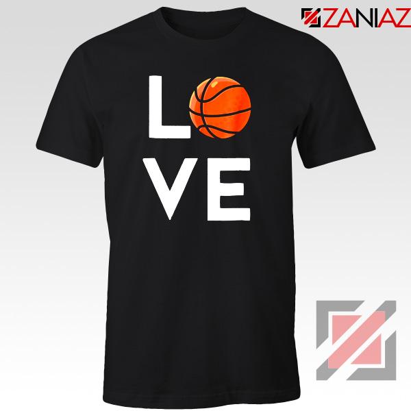I Love Basketball Tshirt