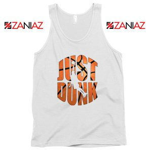 Just Dunk It Basketball Tank Top