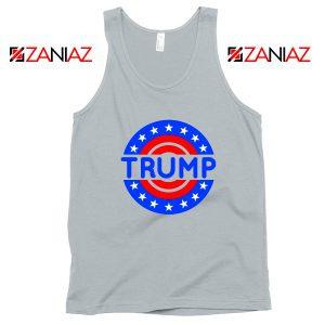 Keep America Trump 2020 Grey Tank Top