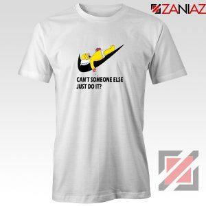 Lazy Homer Simpson Tshirt
