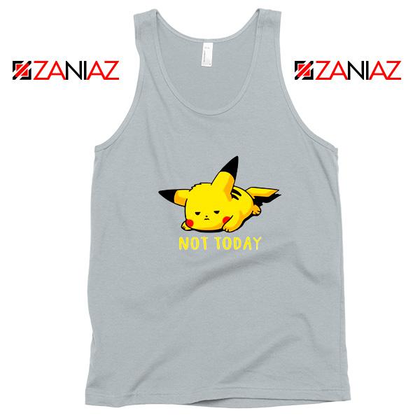 Pikachu Not Today Tank Top