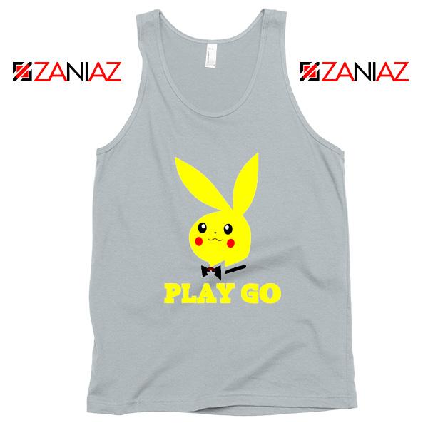 Play Go Pikachu Playboy Tank Top
