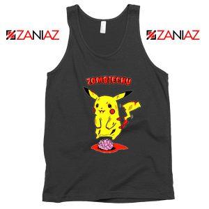 Pokemon Go Zombiechu Black Tank Top