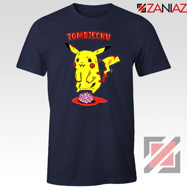 Pokemon Go Zombiechu Black Tshirt