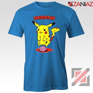 Pokemon Go Zombiechu Blue Tshirt