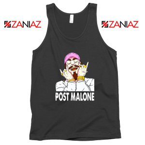 Post Malone 2020 Black Tank Top