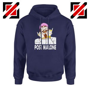Post Malone 2020 Navy Hoodie