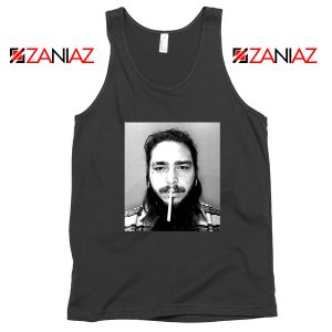 Post Malone Cigarette Tank Top