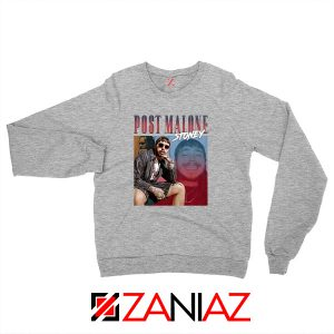 Post Malone Hollywood Grey Sweatshirt