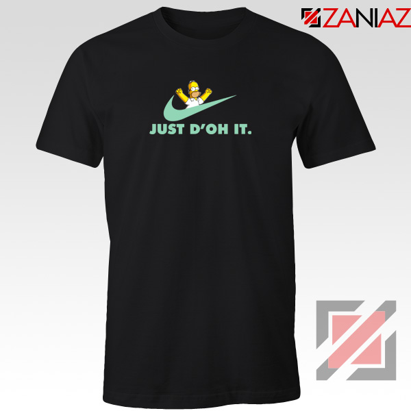 Simpson Just Do It Tshirt