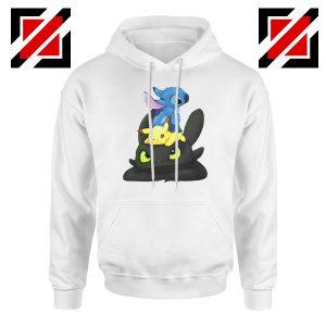 Stitch Pokemon Grinch Hoodie
