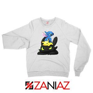 Stitch Pokemon Grinch Sweatshirt