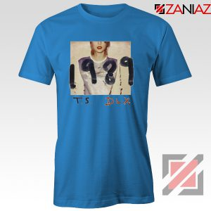 Taylor Swift Deluxe Edition Blue Tshirt