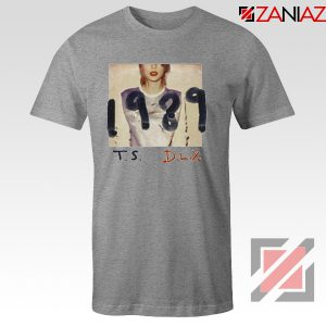 Taylor Swift Deluxe Edition Grey Tshirt