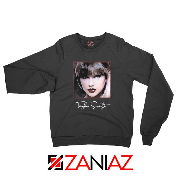 Taylor Swift Signature Black Sweater