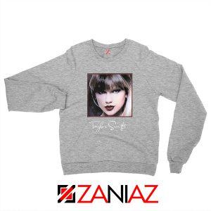 Taylor Swift Signature Grey Sweater