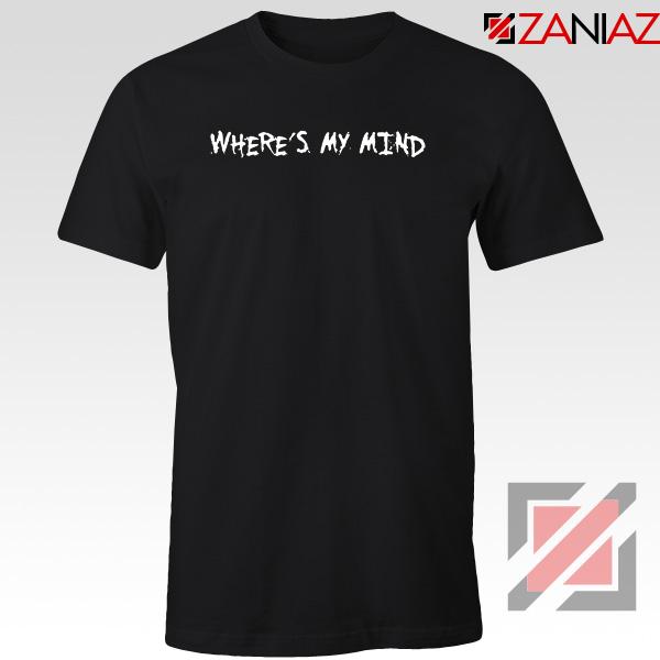 Where is My Mind Bellyache Tshirt