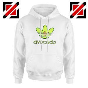 Adidas Avocado Parody Hoodie