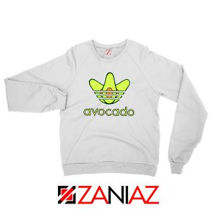 Adidas Avocado Parody Sweatshirt