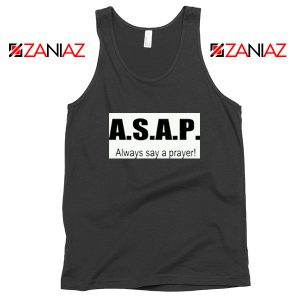 Always Say A Prayer Tank Top