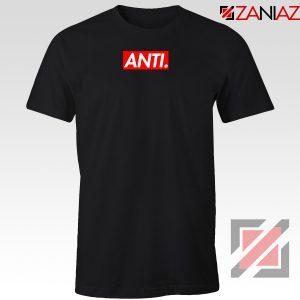 Anti Rihanna Albumn Tshirt