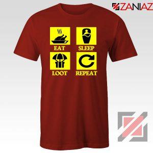 Battlegrounds Air Drop Red Tshirt
