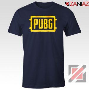 Best PUBG Navy Blue Tshirt