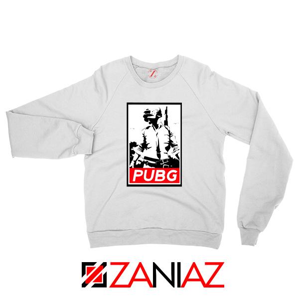Best PUBG Printed Sweatshirt