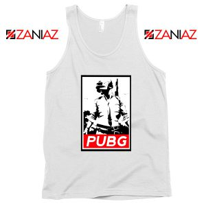 Best PUBG Printed Tank Top