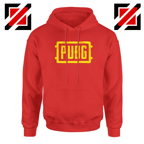 Best PUBG Red Hoodie