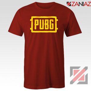 Best PUBG Red Tshirt
