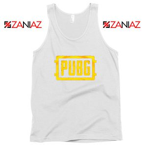 Best PUBG White Tank Top