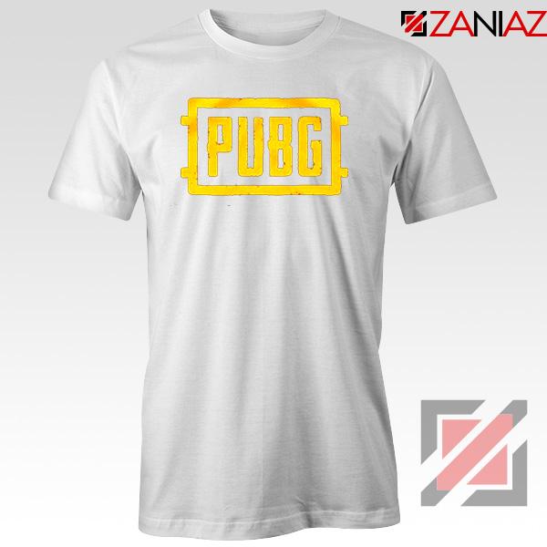 Best PUBG White Tshirt