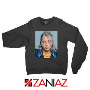 Billie Eilish Girl Star Sweatshirt