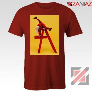 Billie Eilish Tour Red Tshirt