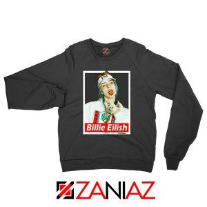 Billie Eilish Womens Sweatshirt