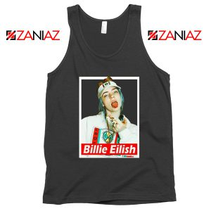 Billie Eilish Womens Tank Top