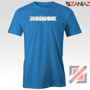 Bionicle Logo Blue Tshirt