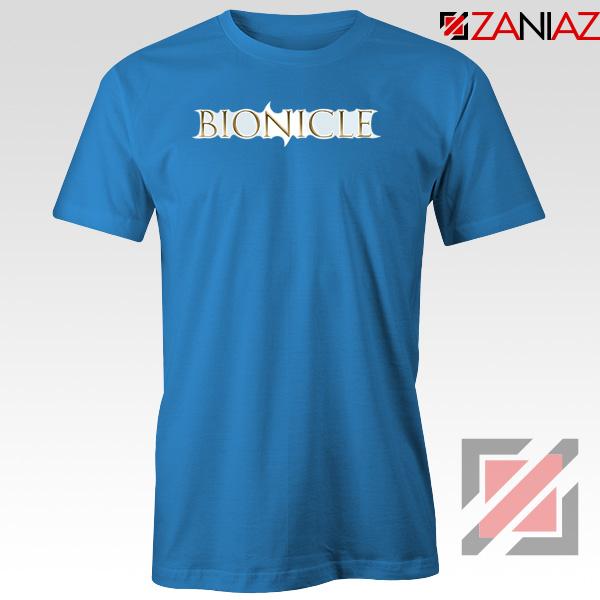 Bionicle Logo Blue Tshirt